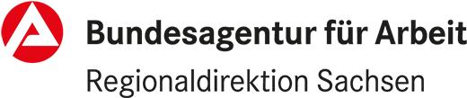 Logo Bundesagentur für Arbeit - Regionaldirektion Sachsen